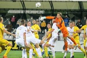 «Колос» обыграл в гостях «Ингулец» в футбольном матче УПЛ
