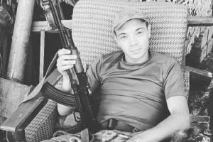 На Львівщині поховали загиблого у районі ООС 24-річного військового