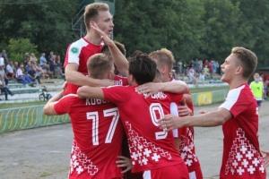 «Волынь» победила «ВПК-Агро» в футбольном чемпионате Первой лиги