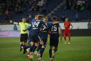 «Шахтар» та «Дніпро-1» здобули перемоги у чемпіонаті України