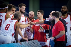 Стало известно расписание матчей «Прометея» в баскетбольной Лиге чемпионов
