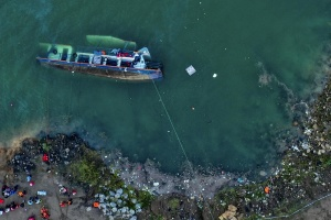 На заході Китаю перекинувся човен, щонайменше 10 осіб загинули