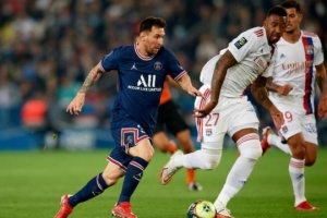 Ліга 1: «ПСЖ» здолав «Ліон»