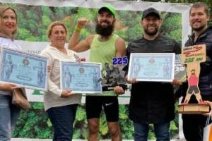 Харківський бігун пробіг 225 кілометрів із Дніпра