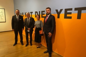 У Кракові діаспора взяла участь у відкритті виставки «Україна. Спільні погляди на взаємини»