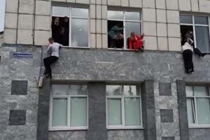 Стрельба в пермском университете: восемь погибших, еще шестеро ранены