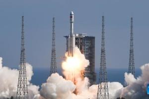 Китай запустив космовантажівку «Тяньчжоу-3»