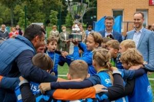 У Броварах пройшов дитячий футбольний турнір пам'яті Федора Шпига