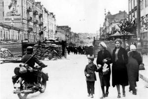 Киев под нацистским сапогом. Пройти сквозь ад и выжить