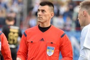 Полтавець Коваленко розсудить матч за Суперкубок «Шахтар» - «Динамо»