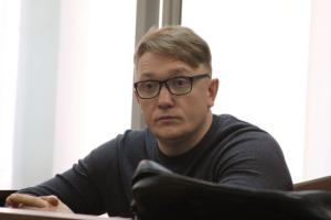 Подозреваемого по делу об убийствах на Майдане экс-чиновника МВД арестовали на два месяца