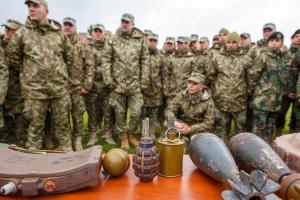 В Украине стартовали международные учения Rapid Trident-2021