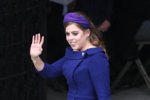 Онука британської королеви Беатріс уперше стала матір'ю