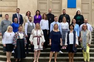 У Відні відкрився український центр Barbareum