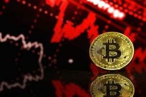 Bitcoin різко впав - відразу на 10%