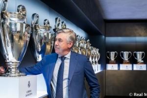 Анчелотті провів 800 матчів у ТОП-5 футбольних лігах Європи