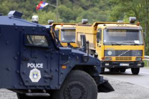 На кордоні Косова та Сербії спалахнули протести