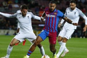 Ла Ліга: «Барселона» не зуміла обіграти «Гранаду»