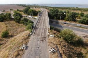 На Николаевщине отремонтируют мост на трассе Одесса - Новоазовск
