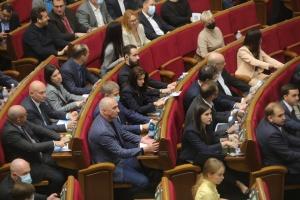 Рада упростила ввоз гуманитарных грузов в Украину