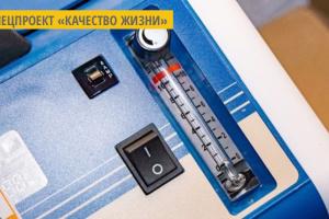 В Черновцах пациенты могут бесплатно взять домой кислородные концентраторы из больниц и поликлиник