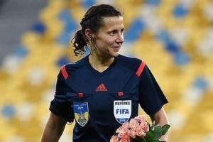 Українські арбітрині розсудять матч відбору жіночого чемпіонату світу