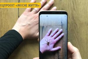 Дослідники розробили додаток для боротьби з фобією павуків