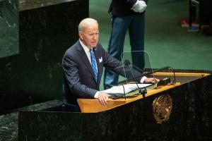 Байден провозгласил 24 октября Днем ООН в Соединенных Штатах