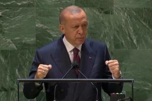 Пандемія показала, що людство не склало тест на солідарність - Ердоган
