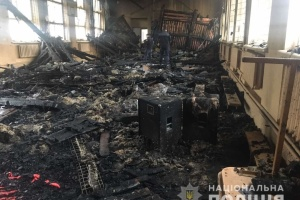 Пожежа в Чугуєві: директор школи ще влітку отримав припис щодо пожежної безпеки