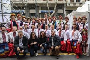 У столиці Аргентини українська діаспора долучилася до Фестивалю колективів