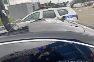 В ОП назвали обстрел автомобиля Шефира попыткой демонстративного убийства ключевого члена команды