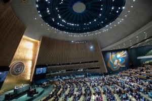 Обговорення українського питання на Генасамблеї ООН не повинно бути формальним – політолог