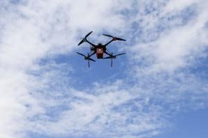 У Греції почали тестувати дрони для доставки ліків