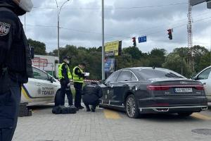 Водитель Шефира получил около трех ранений - полиция