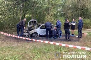 У Черкасах знайшли авто, на якому міг тікати стрілок-убивця