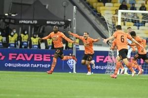 «Шахтер» победил «Динамо» и выиграл Суперкубок Украины