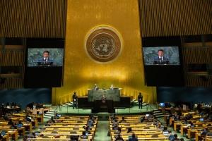 Україна має право сказати: хочемо «оживити» ООН - Президент