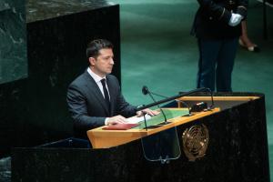 Щирість і пристрасність: західні дипломати оцінили виступ Зеленського в ООН