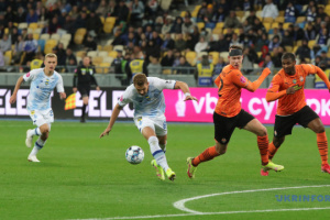Shakhtar beat Dynamo in Super Cup clash