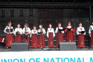 В Естонії діаспора представила українську культуру на Етноярмарку та Форумі народів