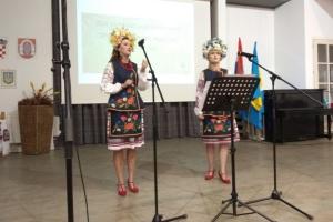 У Хорватії українська громада представила твори пісенно-хореографічного мистецтва