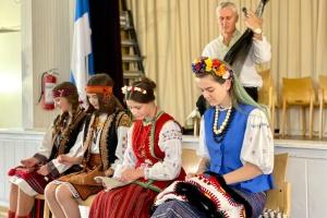 Річницю незалежності України відзначили українці Фінляндії