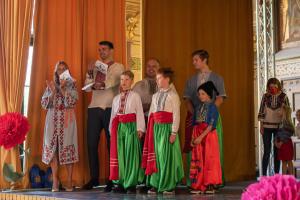 В Українській суботній школі у Відні відбулося свято першого дзвоника
