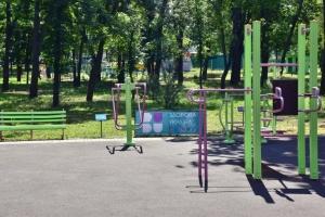 Программа «Здоровая Украина»: на Харьковщине построят более 200 спортплощадок