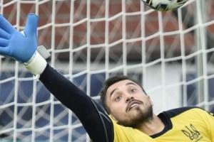 Петраков довызвал в сборную Украины голкипера Бущана
