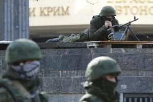 «Ветераны-афганцы», помогавшие оккупации Крыма