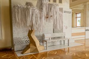 У Раді триває виставка, присвячена проблемам онкохворих