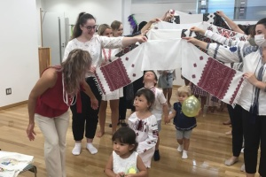 У Японії почався навчальний рік в українській школі «Джерельце»