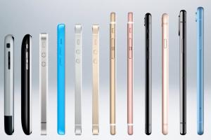 Apple продала двомільярдний iPhone
